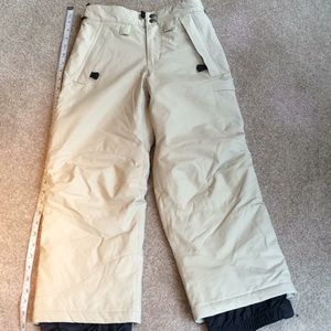 Patagonia Kids insulated snow pants never worn